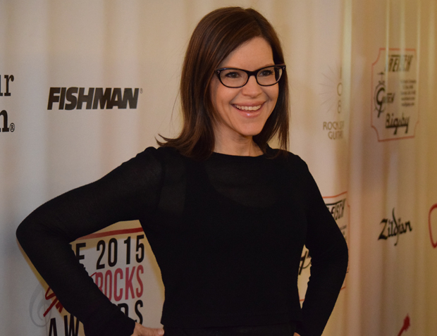 Singer-Songwriter Lisa Loeb