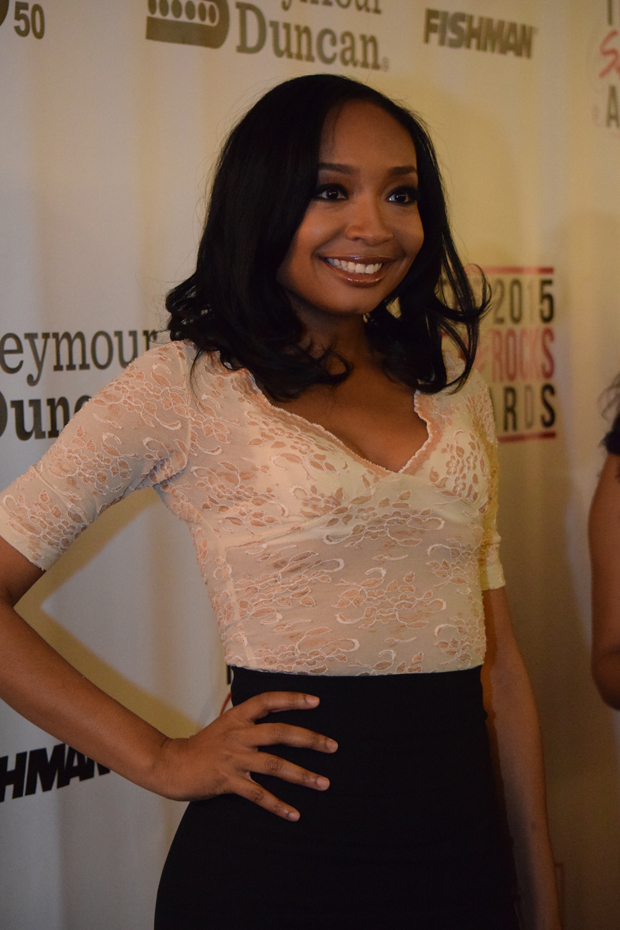 2014 She Rocks Awards Winner Malina Moye