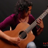 "Fingerstylist Janet Noguera Plays ""Nohemi"" at Peghead Nation Studios"