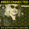Blondie Raises Awareness Of Our Declining Bee Population With Their #BEECONNECTED Campaign