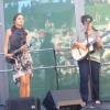 Taimane Gardner Rocks Awesome Uke Medley at the 2014 San Diego Ukulele Festival