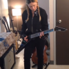 Watch Madonna Play Led Zeppelin and Pantera on Guitar