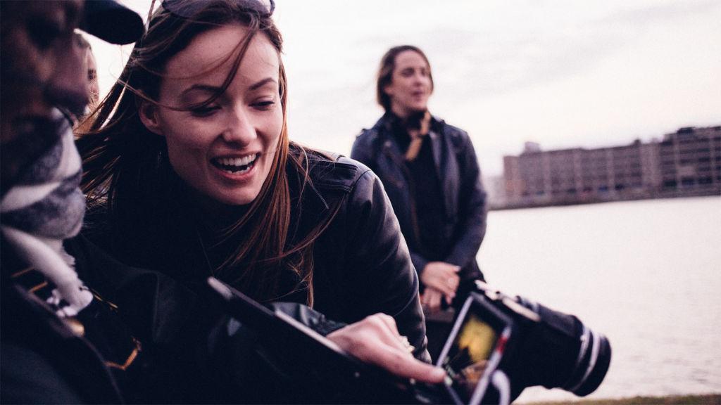 Olivia Wilde music video