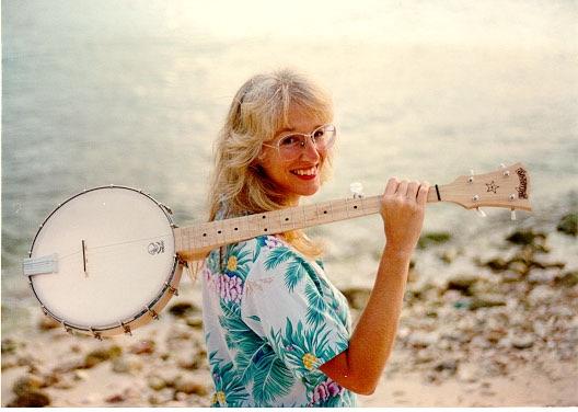 Deering Banjos CEO, Janet Deering.