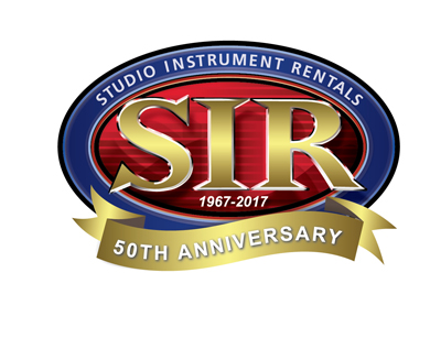 studio instrument rentals celebrates 50 years of service to the music industry the wimn the. Black Bedroom Furniture Sets. Home Design Ideas