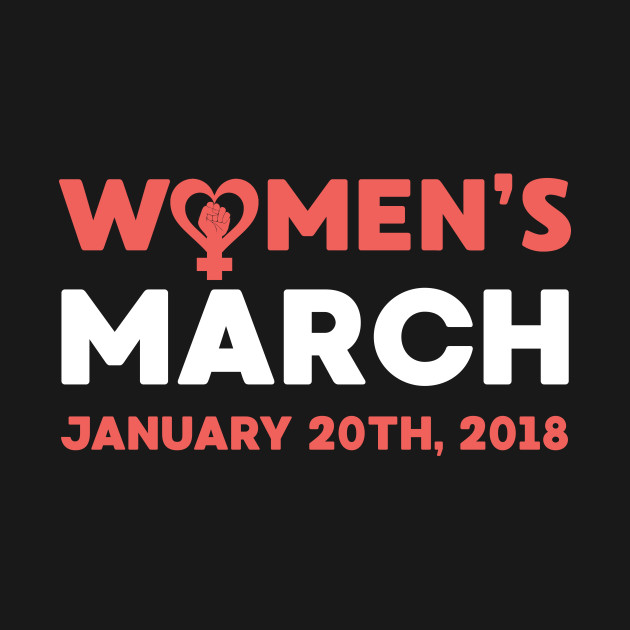 The Future Is Female Womens March 2018 The Wimn The Womens