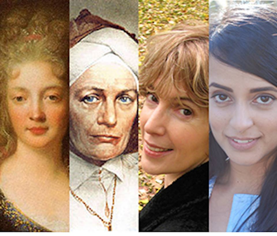 Bach Aria Soloists Celebrate Women Composers – the WiMN