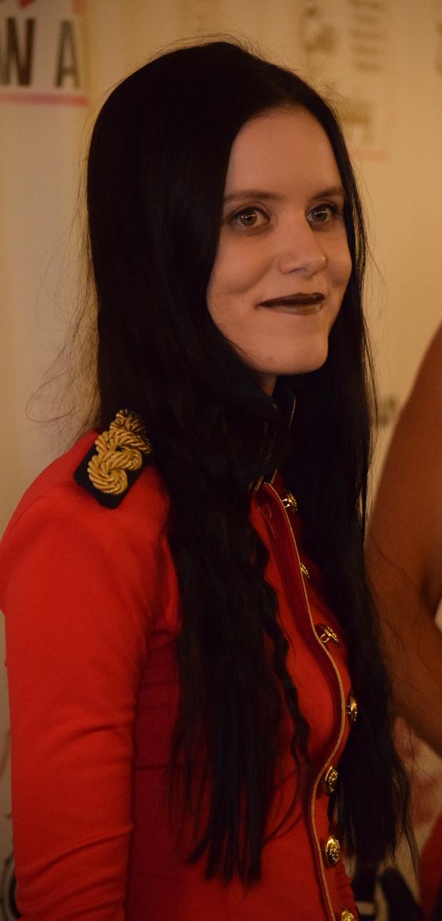 Guitarist Commander in Chief