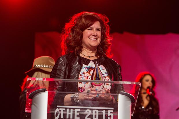 2015 She Rocks Awards Winner Gayle Beacock of Beacock Music