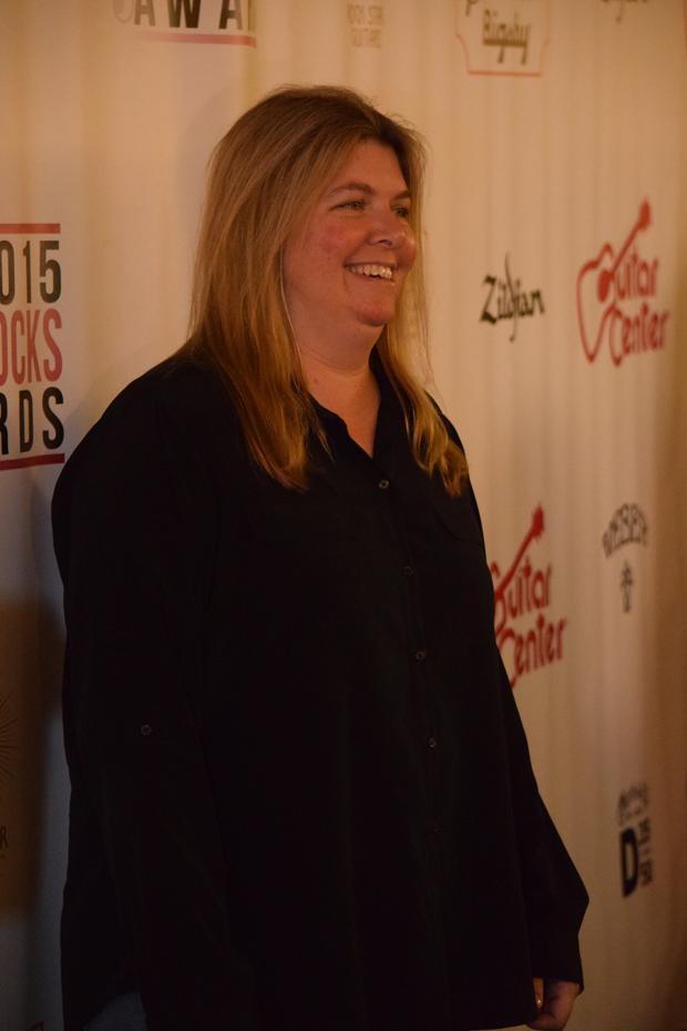 2013 She Rocks Awards Winner Laura Taylor