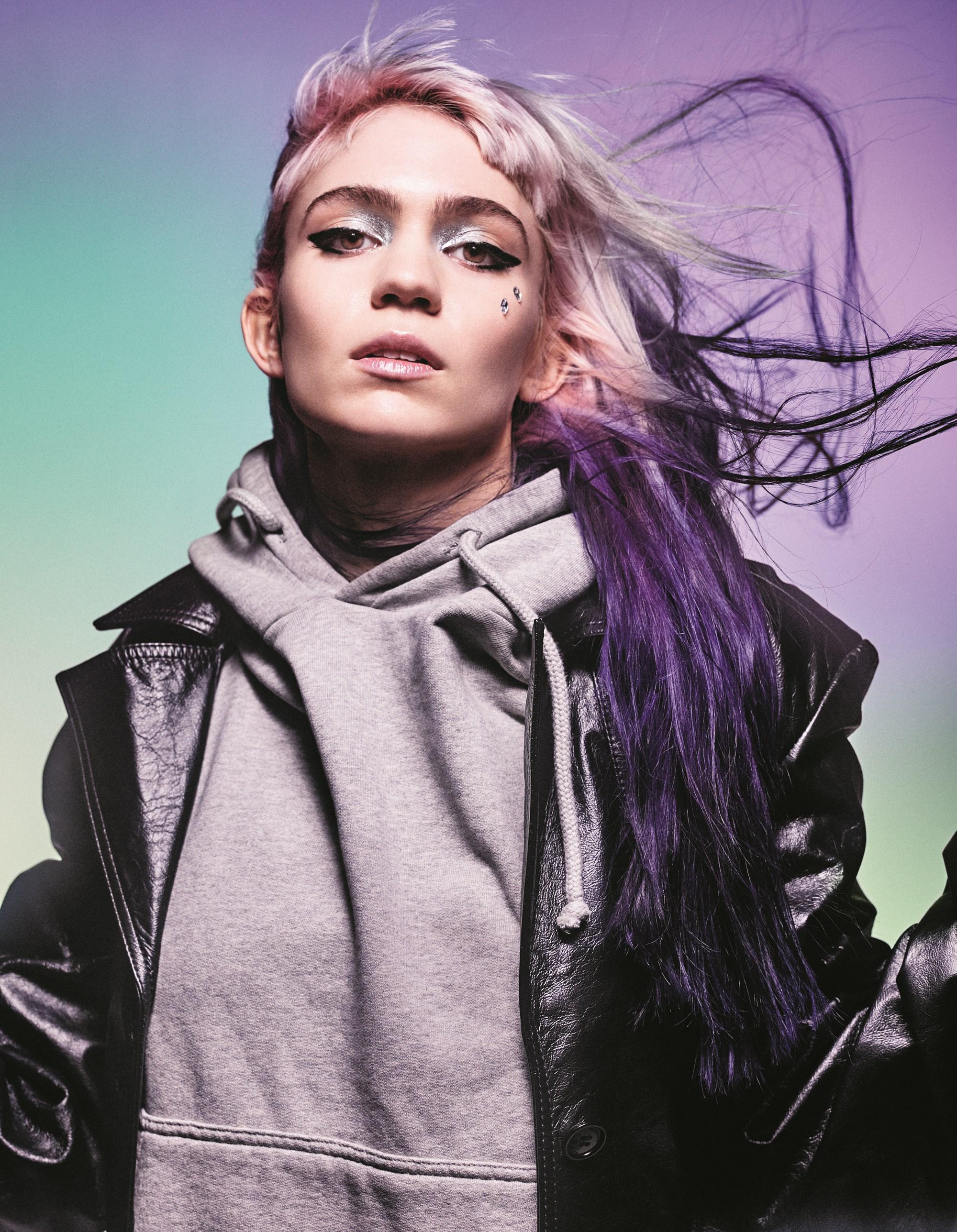 Grimes Unveils 'Suicide Squad: The Album' Contribution ...