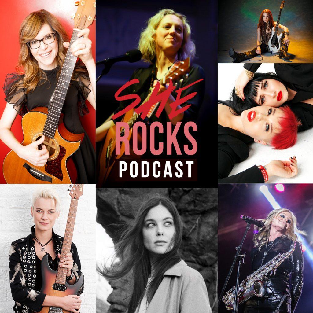She Rocks Podcast